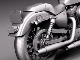 Harley-Davidson Iron 883 Roadster 2015 Image 11