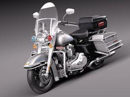 Harley-Davidson Road King NYPD Police 2015 Image 1