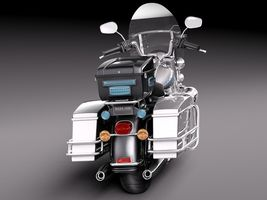 Harley-Davidson Road King NYPD Police 2015 Image 6