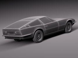 Maserati Indy 1973 Image 16