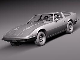 Maserati Indy 1973 Image 11