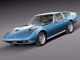 Maserati Indy 1973 Image 1