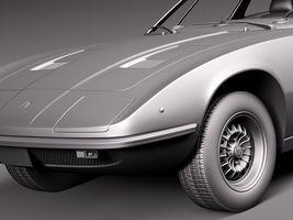 Maserati Indy 1973 Image 12