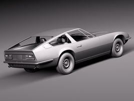 Maserati Indy 1973 Image 14