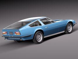 Maserati Indy 1973 Image 5