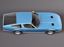 Maserati Indy 1973 Image 8