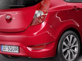 Hyundai Accent Hatchback 5-door 2015 Image 4