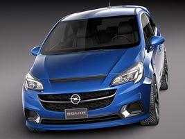 Opel Corsa OPC 2016 Image 2