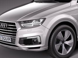Audi Q7 e-tron 2017 Image 2