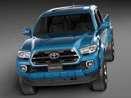Toyota Tacoma Double Cab 2016 Image 1