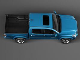 Toyota Tacoma Double Cab 2016 Image 7