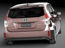 Toyota Prius V 2015 Image 5