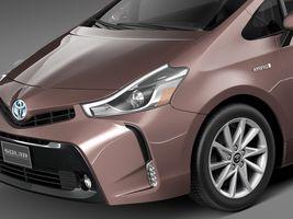 Toyota Prius V 2015 Image 2