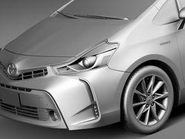 Toyota Prius V 2015 Image 9