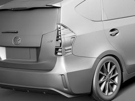 Toyota Prius V 2015 Image 10