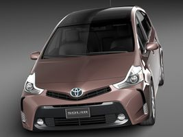 Toyota Prius V 2015 Image 1