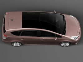 Toyota Prius V 2015 Image 7