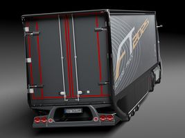 Mercedes-Benz FT 2025 Future Truck with trailer Image 6