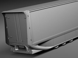 Mercedes-Benz FT 2025 Future Truck with trailer Image 11