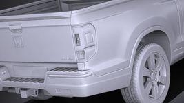 Honda Ridgeline 2017 Image 11