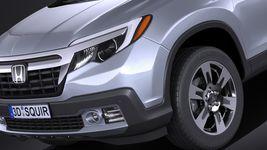 Honda Ridgeline 2017 Image 3