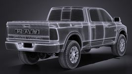 Dodge Ram 2500 PowerWagon 2015 Image 14