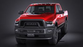 Dodge Ram 2500 PowerWagon 2015 Image 2