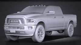 Dodge Ram 2500 PowerWagon 2015 Image 9