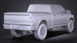 Dodge Ram 2500 PowerWagon 2015 Image 12