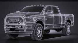 Dodge Ram 2500 PowerWagon 2015 Image 13