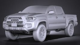 Toyota Tacoma TRD Pro 2017 Image 9