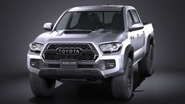 Toyota Tacoma TRD Pro 2017 Image 2