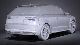Audi A3 2017 3-door Image 12