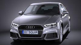 Audi A3 2017 3-door Image 2