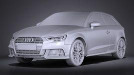 Audi A3 2017 3-door Image 9