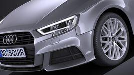 Audi A3 2017 3-door Image 3