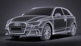 Audi A3 2017 3-door Image 13