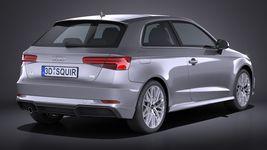 Audi A3 2017 3-door Image 6