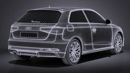 Audi A3 2017 3-door Image 14