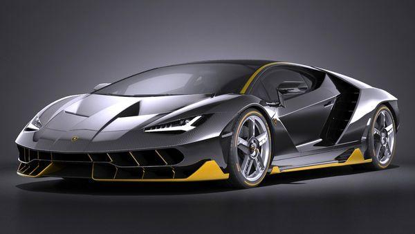 Lamborghini Centenario LP 770-4 2017 Image 1