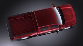 Chevrolet Silverado Double Cab 2016 VRAY Image 8