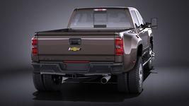 Chevrolet Silverado HD 2015 long VRAY Image 5