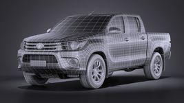 Toyota Hilux Double Cab 2016 base Image 15