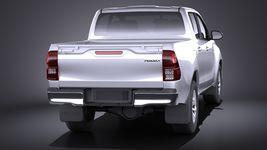 Toyota Hilux Double Cab 2016 base Image 5