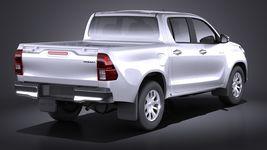 Toyota Hilux Double Cab 2016 base Image 6