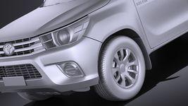 Toyota Hilux Double Cab 2016 base Image 10