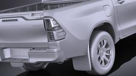 Toyota Hilux Double Cab 2016 base Image 11
