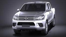 Toyota Hilux Double Cab 2016 base Image 2