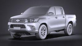 Toyota Hilux Double Cab 2016 base Image 9