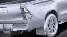 Toyota Hilux Regular Cab 2016 Image 11